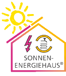 Sonnenenergiehaus-Logo