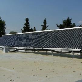 Solaranlagen zur Heizungsunterstützung