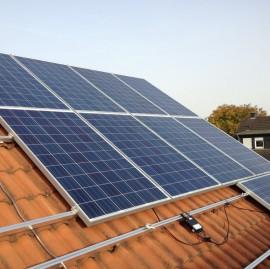 Photovoltaikanlagen zur Stromerzeugung und Stromeinspeisung